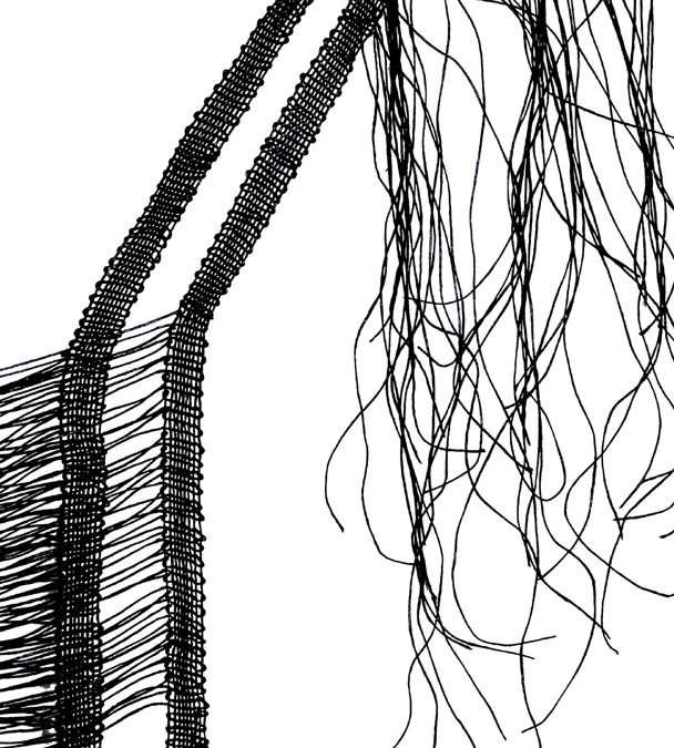 WOVEN LINES  – Threads of Life