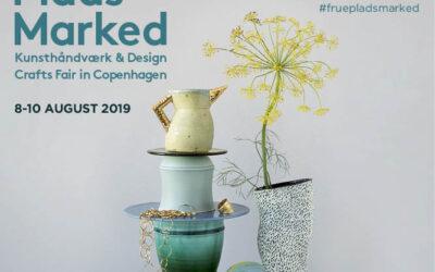 Frue Plads Marked 2019